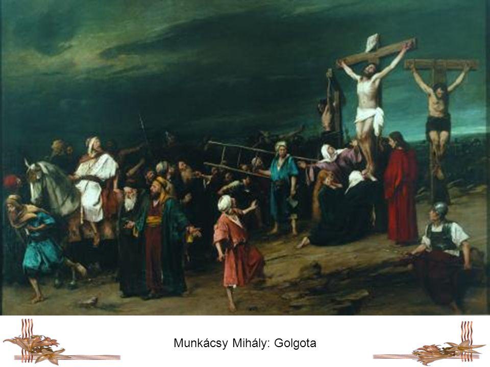Munkácsy Mihály: Golgota