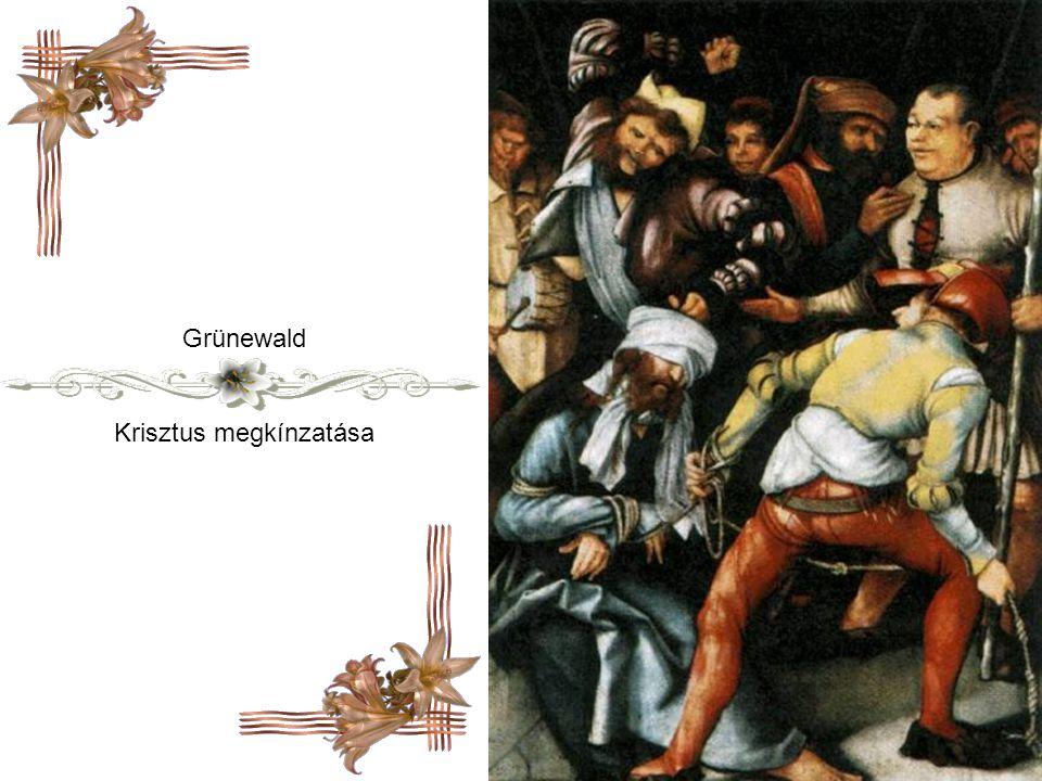 Krisztus megkínzatása