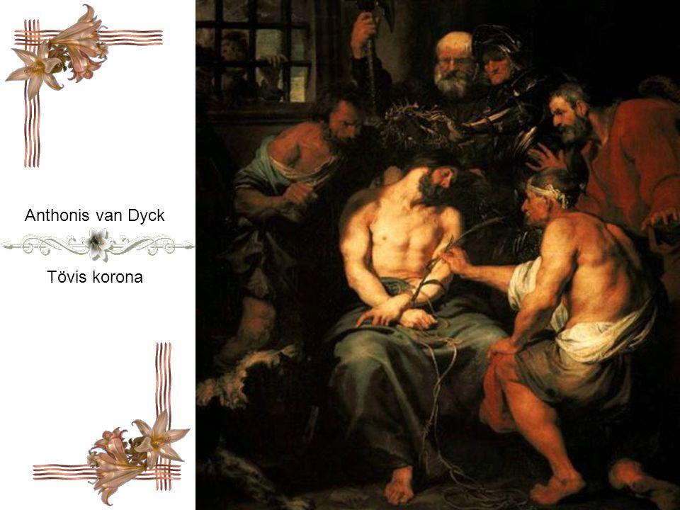 Anthonis van Dyck Tövis korona
