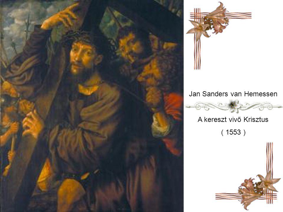 Jan Sanders van Hemessen