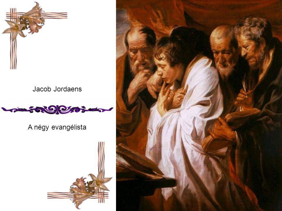 Jacob Jordaens A négy evangélista