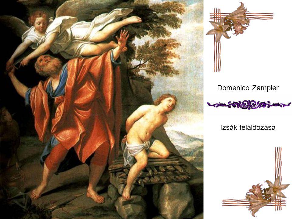 Domenico Zampier i Izsák feláldozása