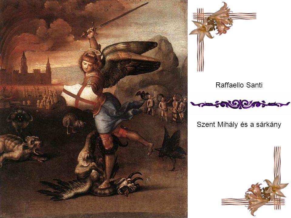 Szent Mihály és a sárkány