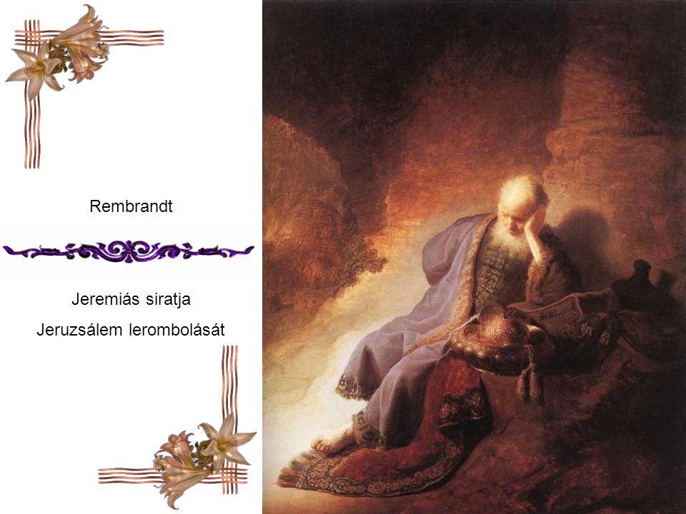 Jeruzsálem lerombolását