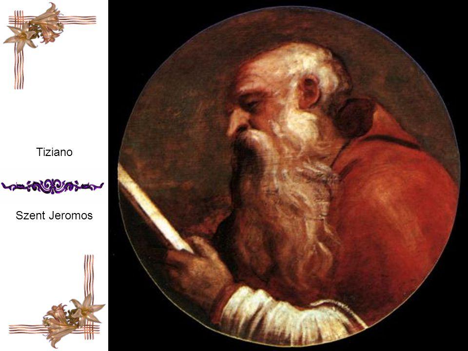 Tiziano Szent Jeromos