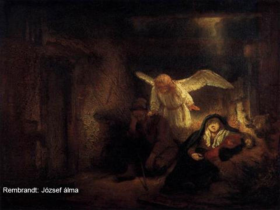 Rembrandt: József álma