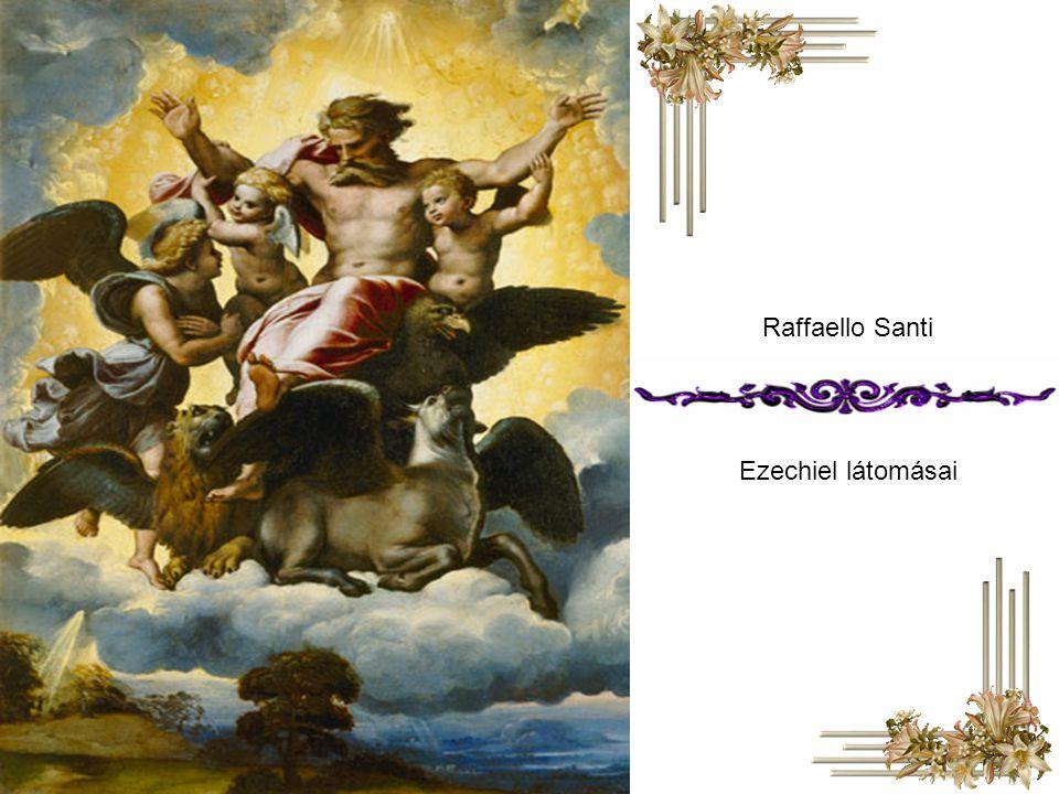 Raffaello Santi Ezechiel látomásai