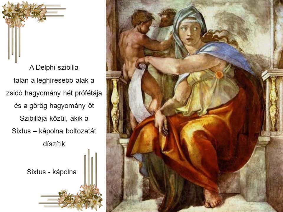 talán a leghíresebb alak a zsidó hagyomány hét prófétája