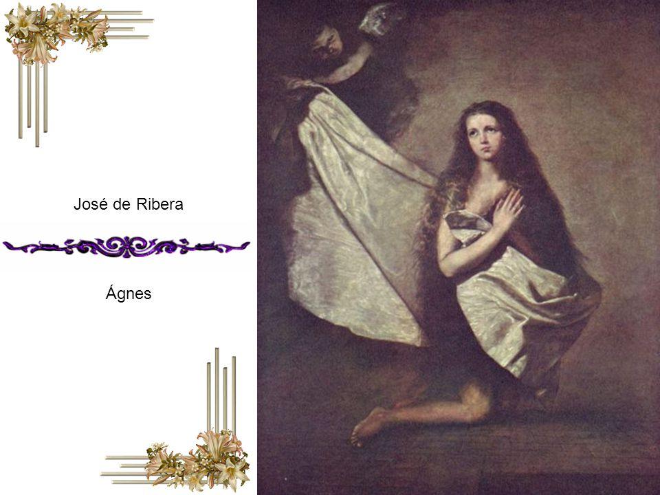 José de Ribera Ágnes