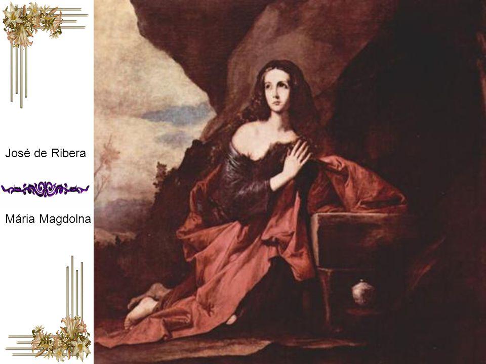 José de Ribera Mária Magdolna