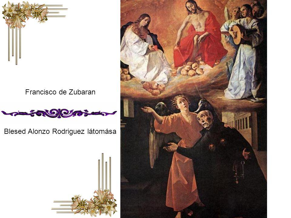 Blesed Alonzo Rodriguez látomása