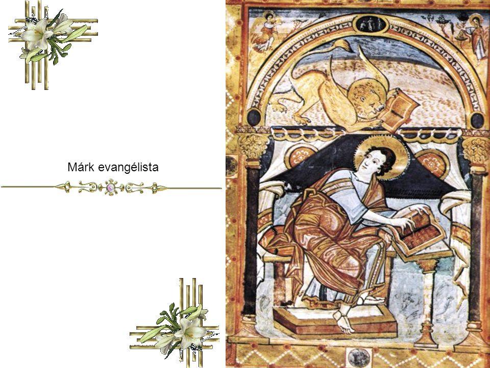 Márk evangélista