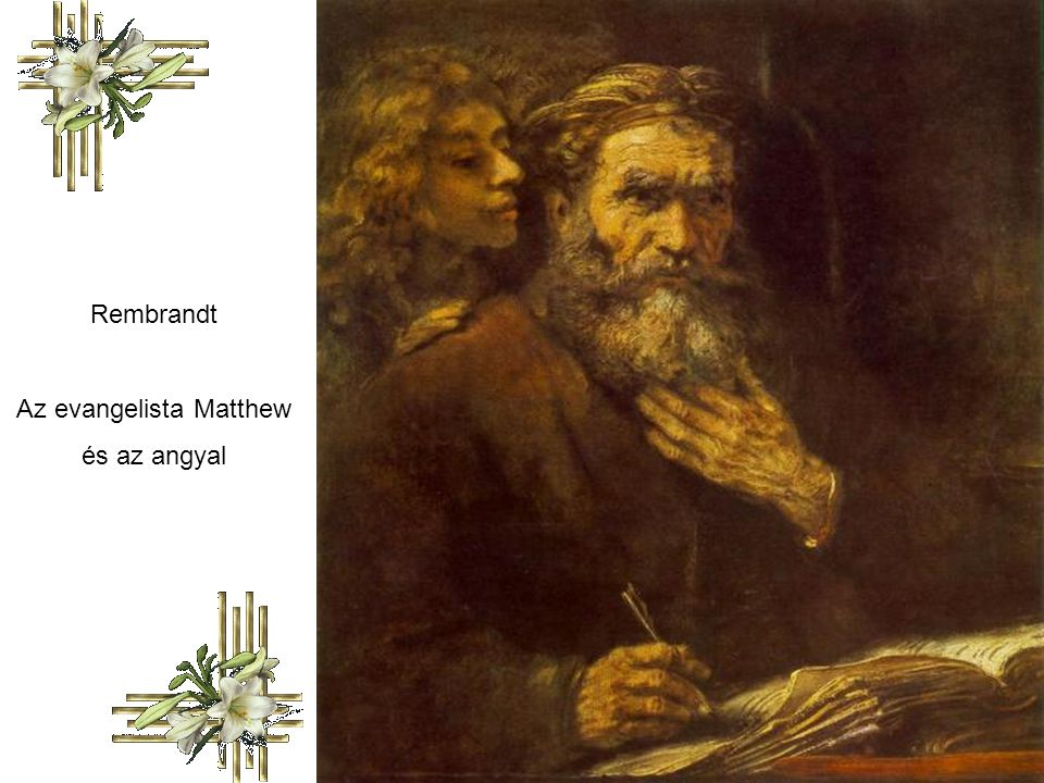 Az evangelista Matthew