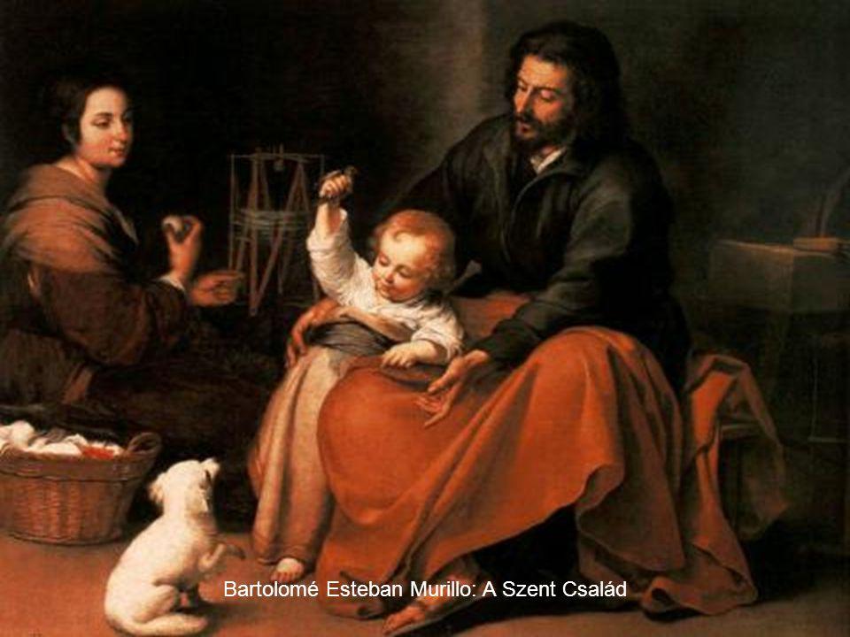 Bartolomé Esteban Murillo: A Szent Család