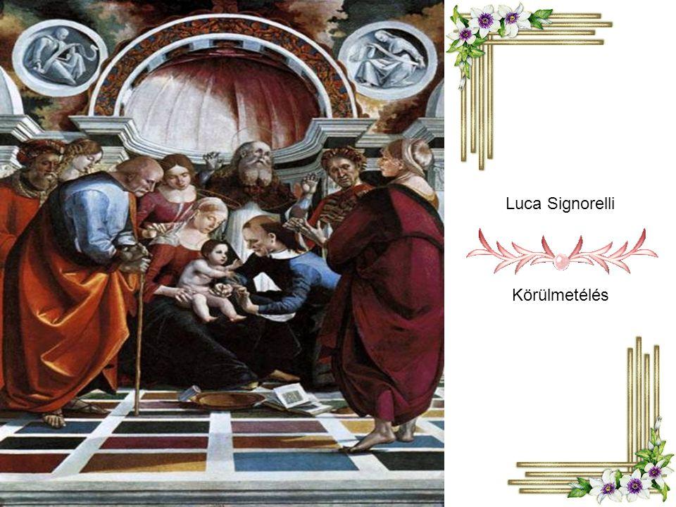 Luca Signorelli Körülmetélés