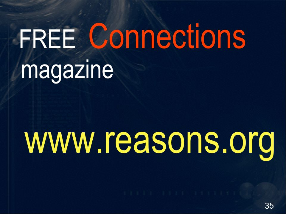 FREE Connections magazine