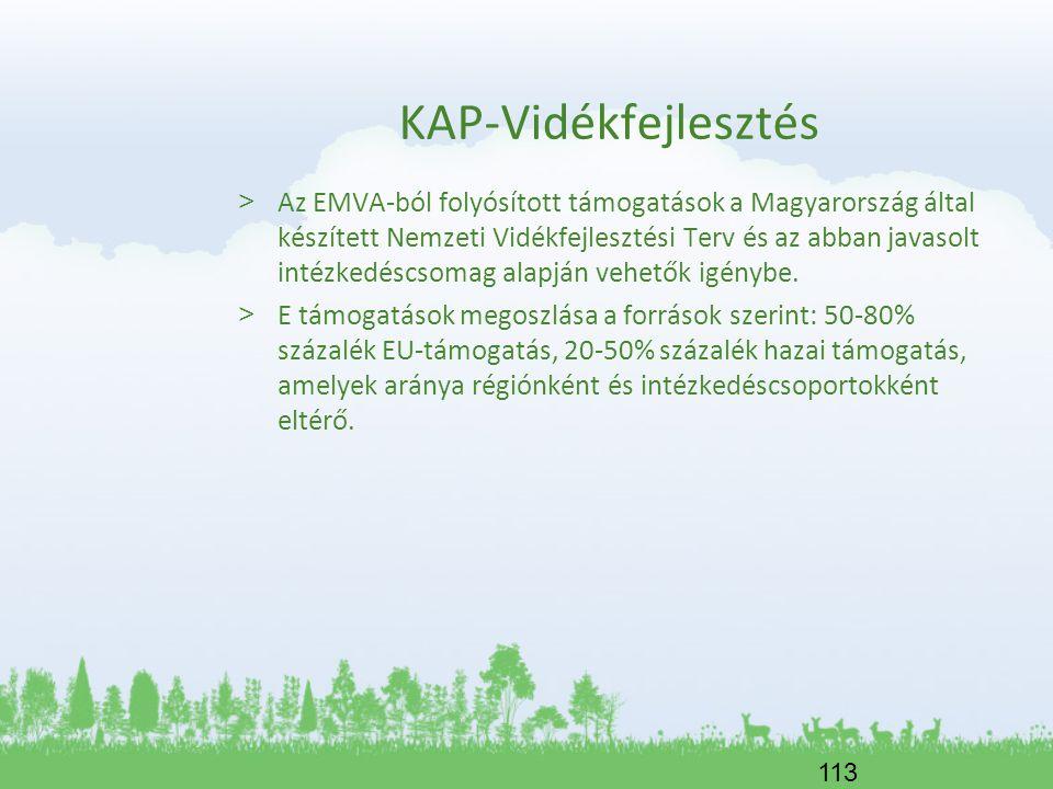 KAP-Vidékfejlesztés