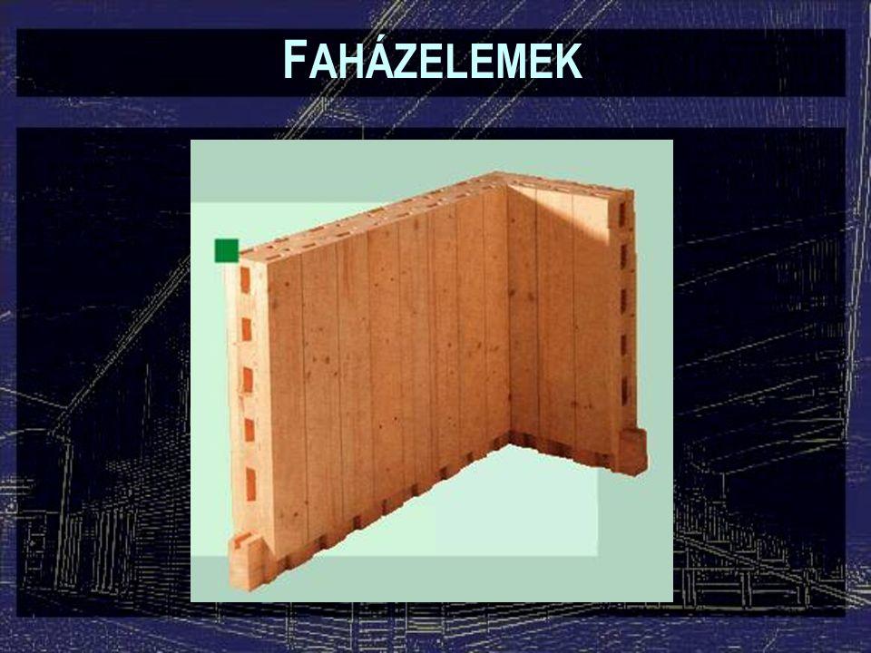FAHÁZELEMEK