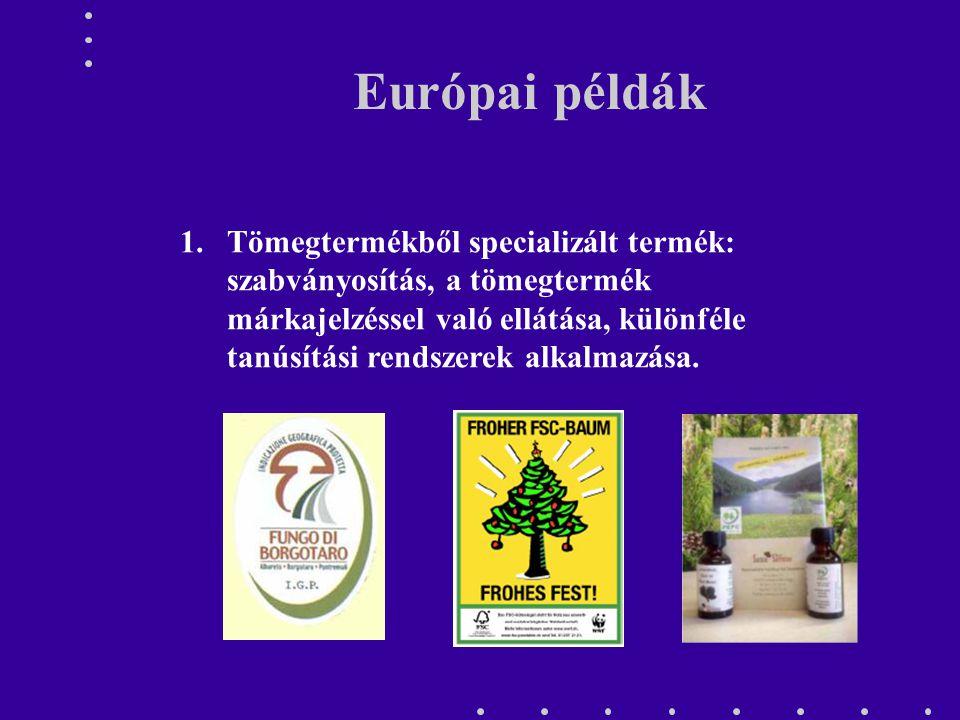 Európai példák