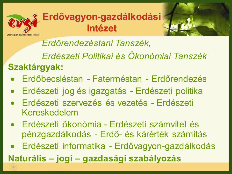 Erdővagyon-gazdálkodási Intézet