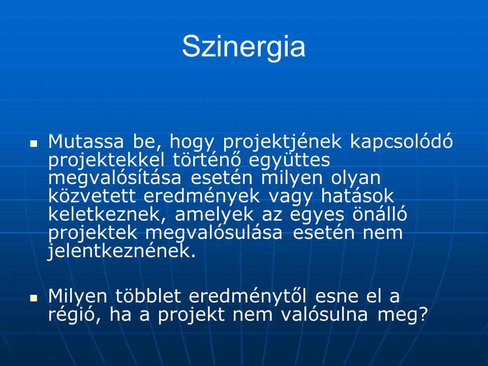 Szinergia
