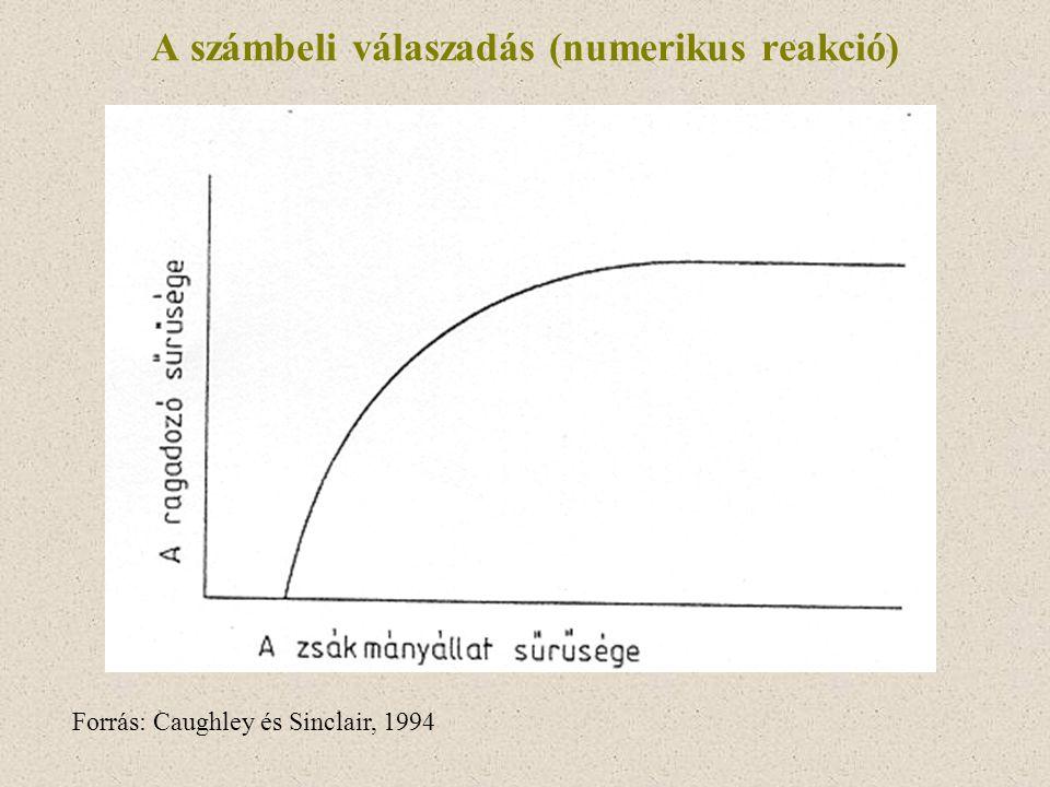 A számbeli válaszadás (numerikus reakció)
