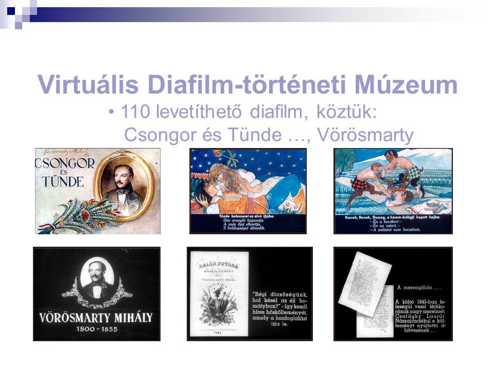 Virtuális Diafilm-történeti Múzeum