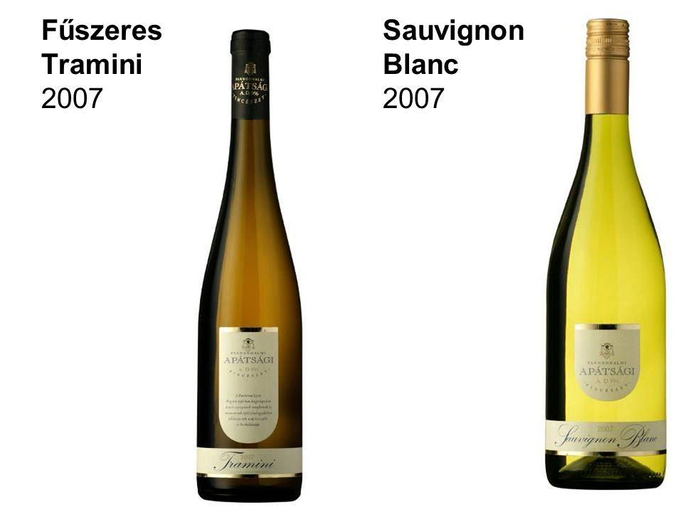 Fűszeres Sauvignon Tramini Blanc 2007 2007