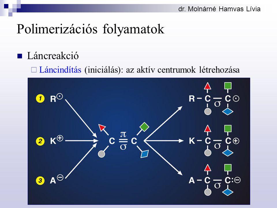 Polimerizációs folyamatok