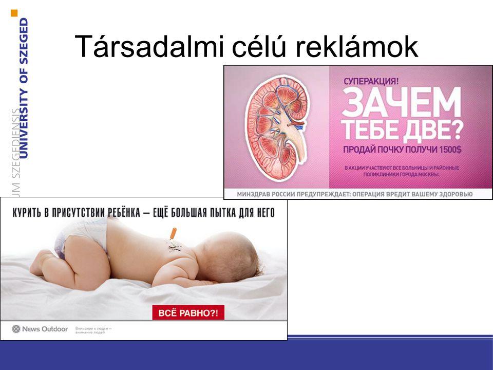 Társadalmi célú reklámok