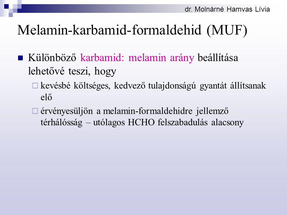 Melamin-karbamid-formaldehid (MUF)