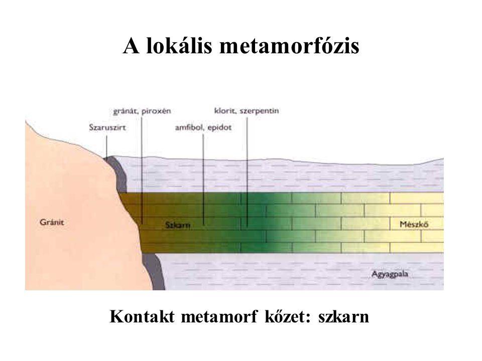 A lokális metamorfózis