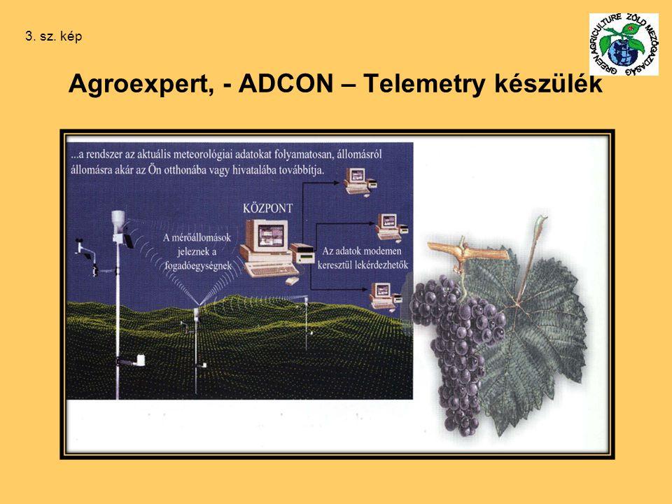 Agroexpert, - ADCON – Telemetry készülék