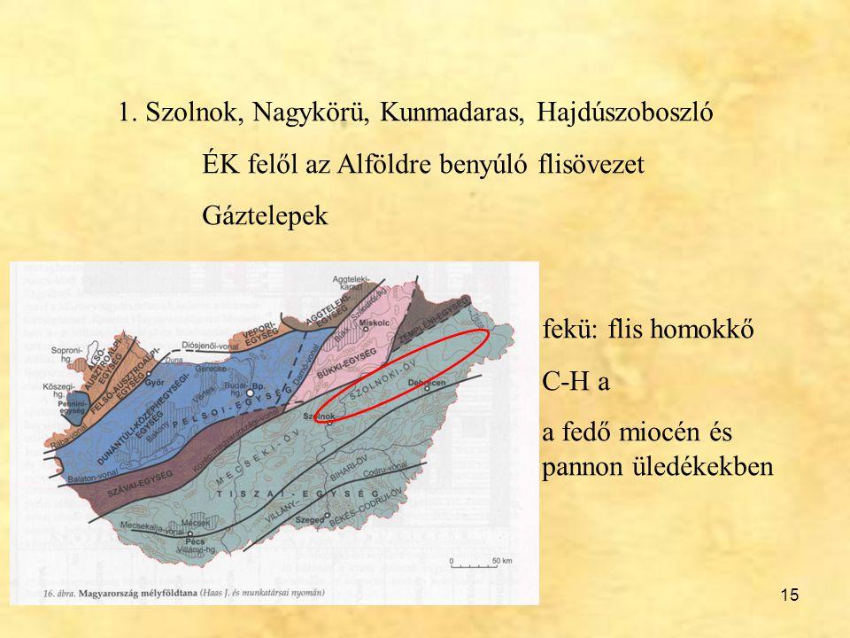 1. Szolnok, Nagykörü, Kunmadaras, Hajdúszoboszló