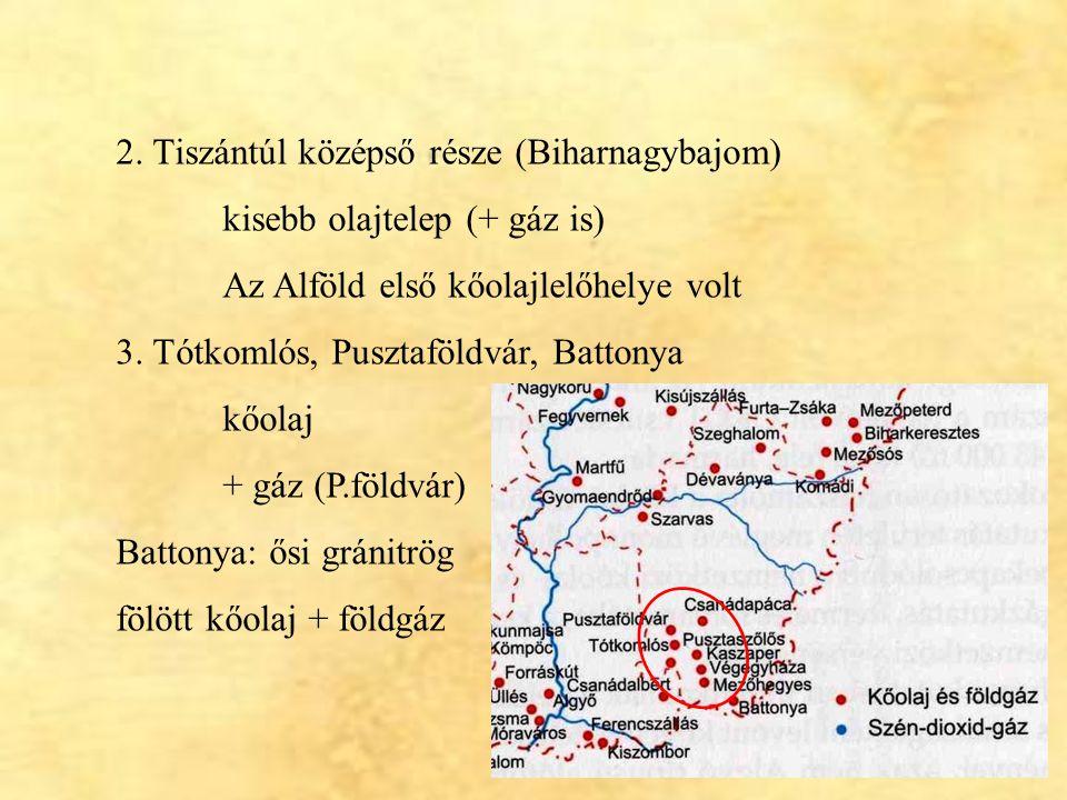 2. Tiszántúl középső része (Biharnagybajom)