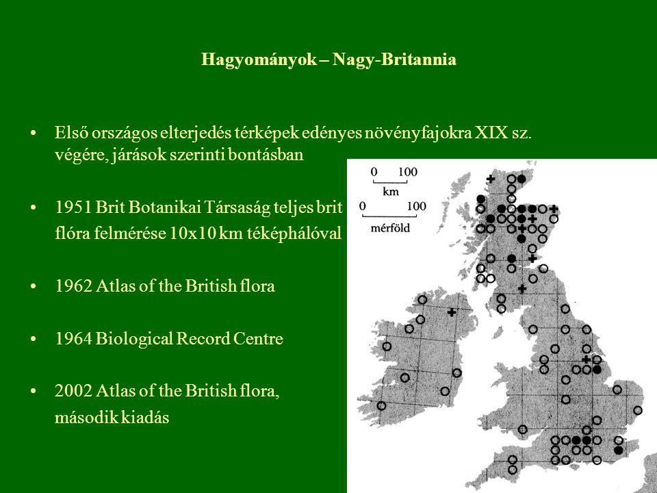 Hagyományok – Nagy-Britannia