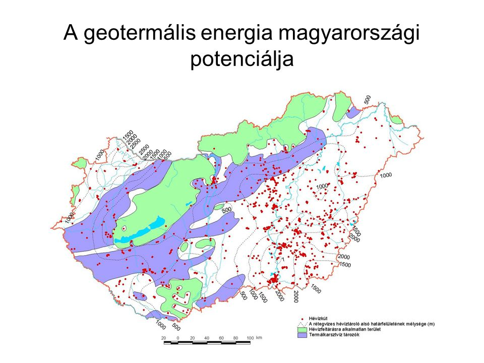 A geotermális energia magyarországi potenciálja