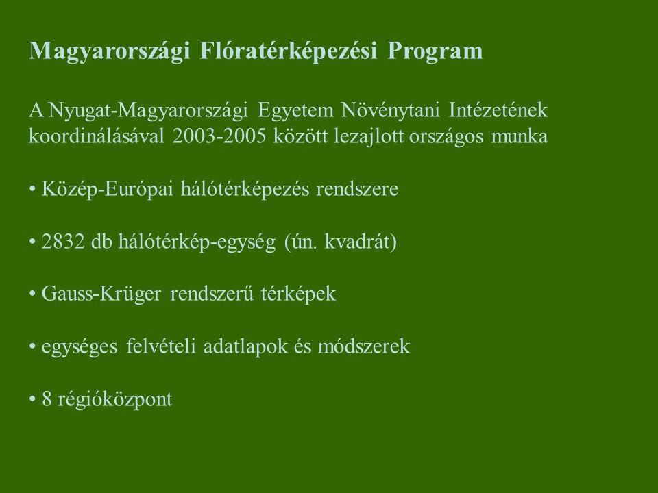 Magyarországi Flóratérképezési Program