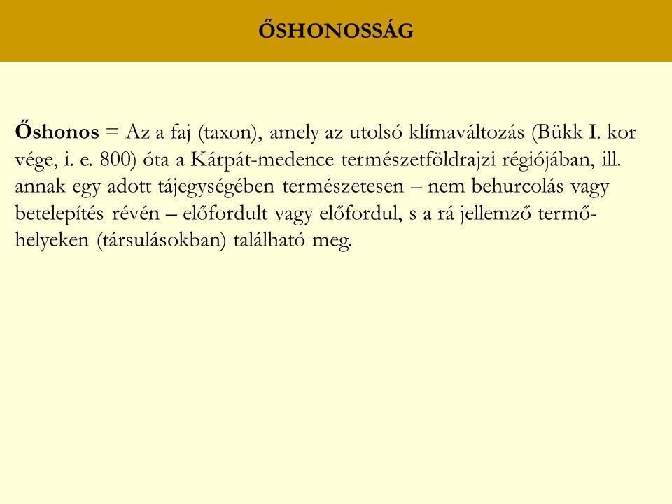 ŐSHONOSSÁG