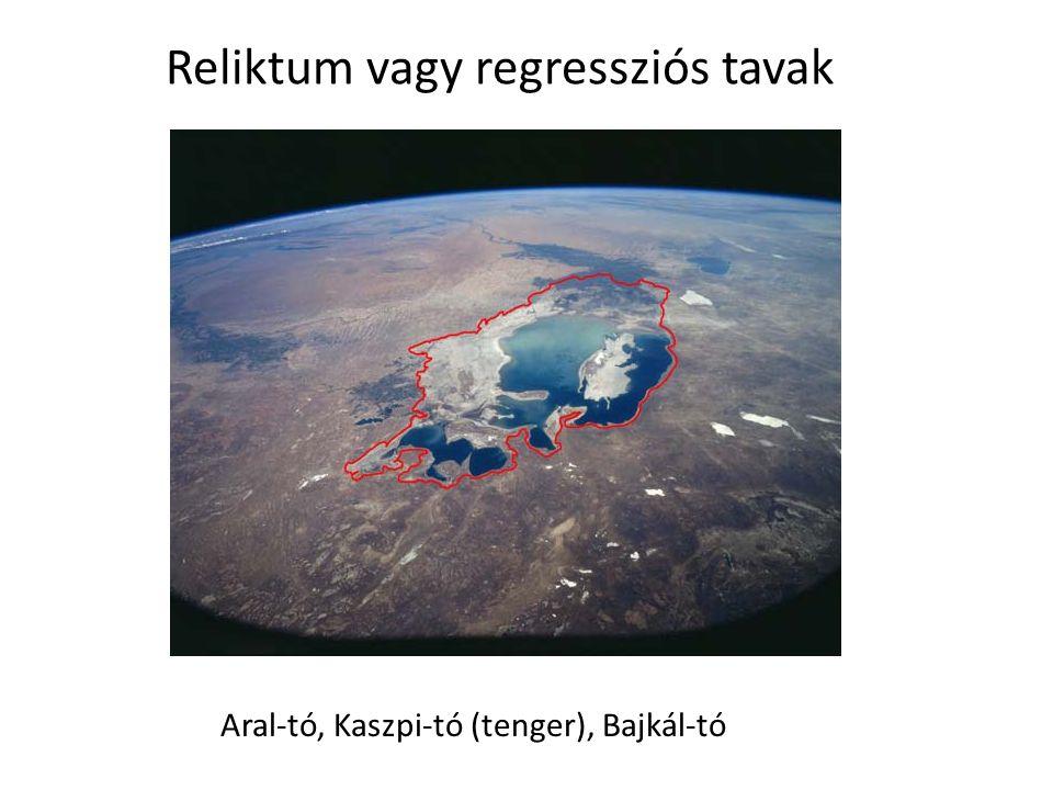Aral-tó, Kaszpi-tó (tenger), Bajkál-tó