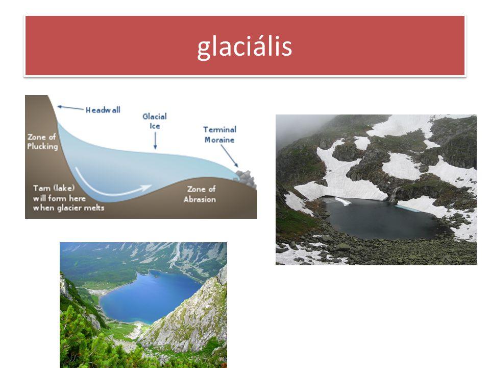 glaciális