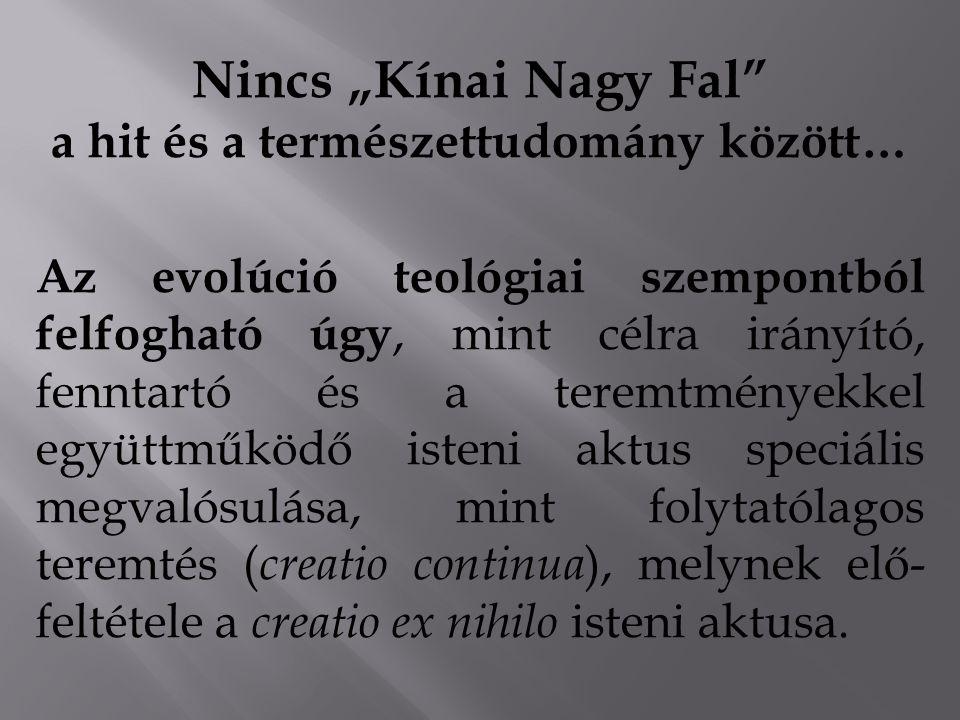 a hit és a természettudomány között…