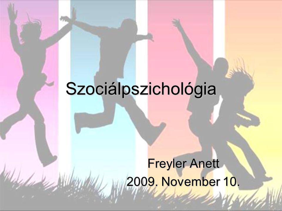Freyler Anett 2009. November 10.