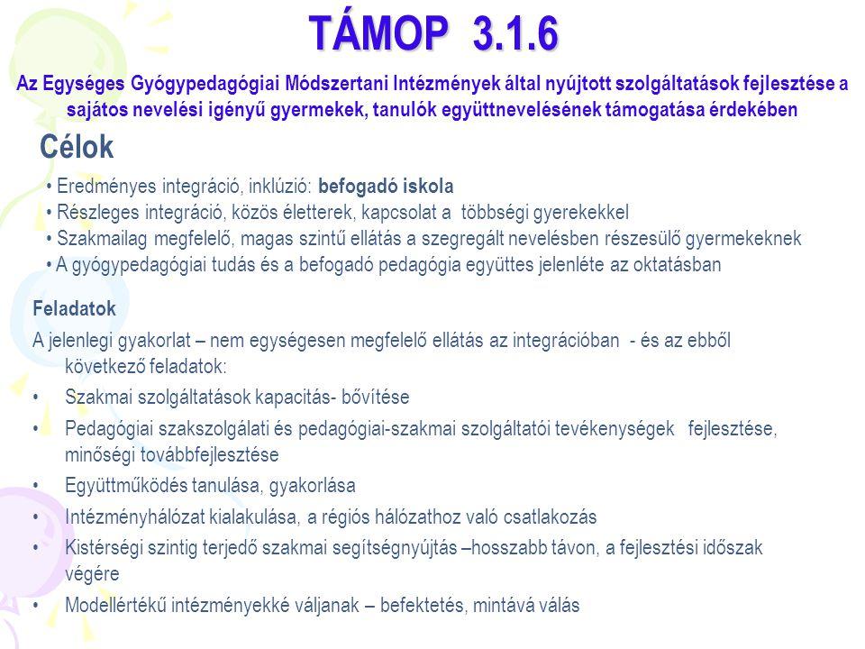 TÁMOP 3.1.6