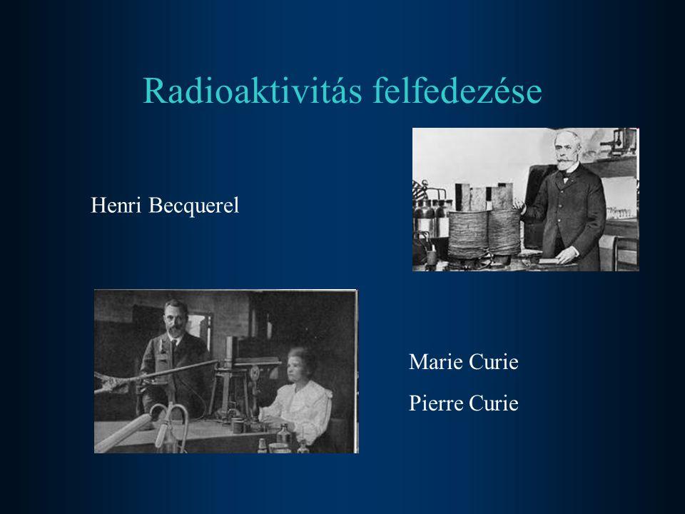 Radioaktivitás felfedezése