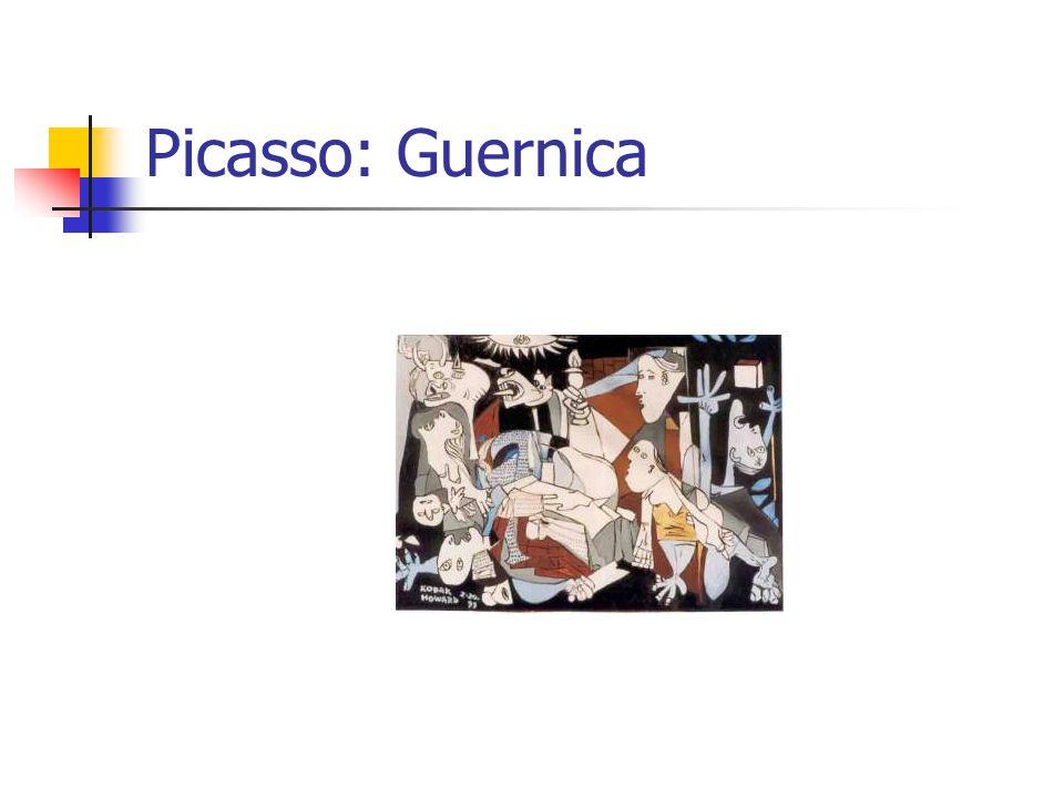 Picasso: Guernica