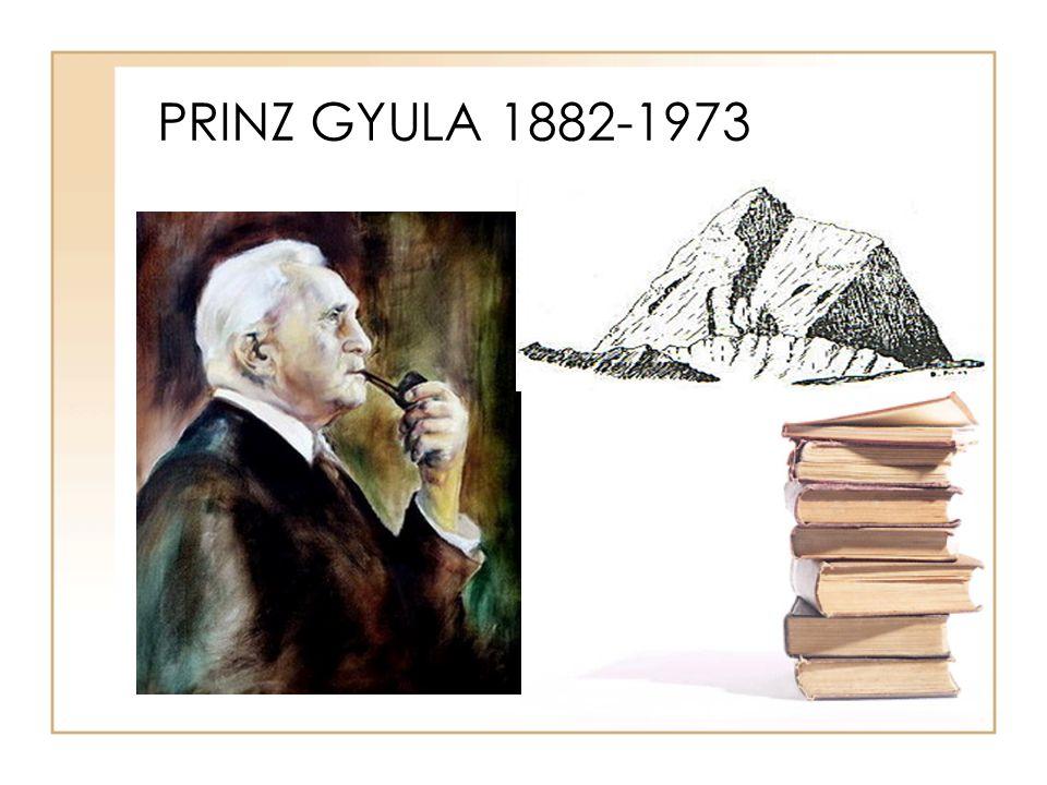 PRINZ GYULA 1882-1973