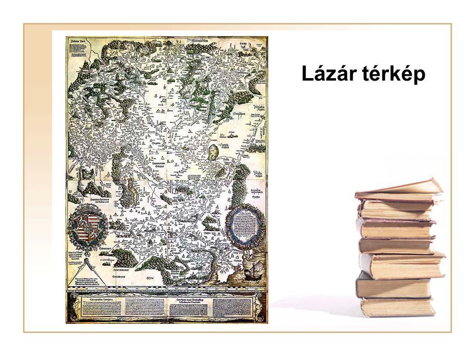 Lázár térkép