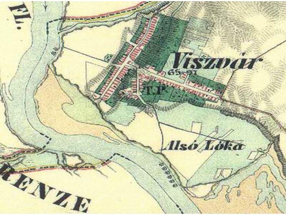KATONAI FELMÉRÉSEK II. felmérés I Ferenc (1806-1869)