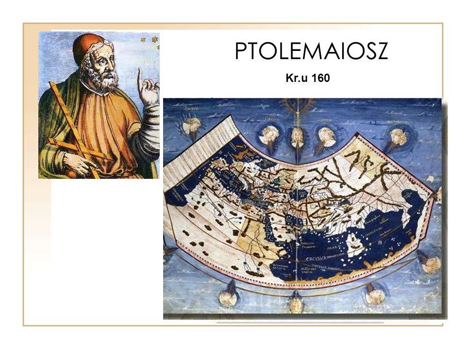 PTOLEMAIOSZ Kr.u 160